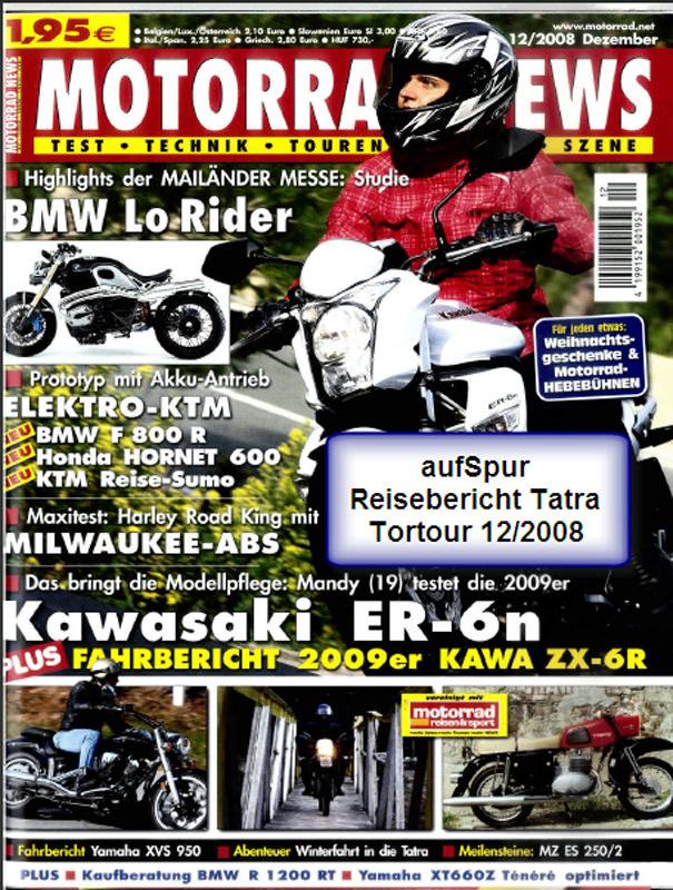 2008 Dez Motorradnews Tatra