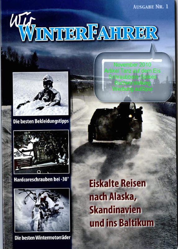 2010 Jan Winterfahrerhandbuch Baltikum