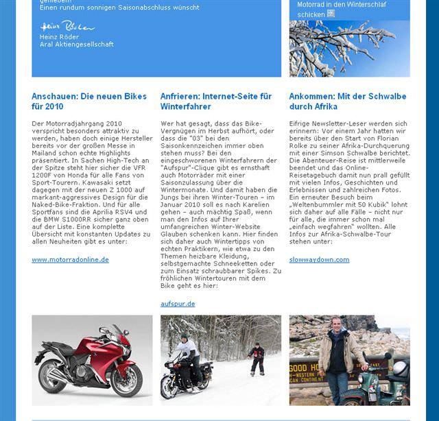 2010 Okt Aral Newsletter