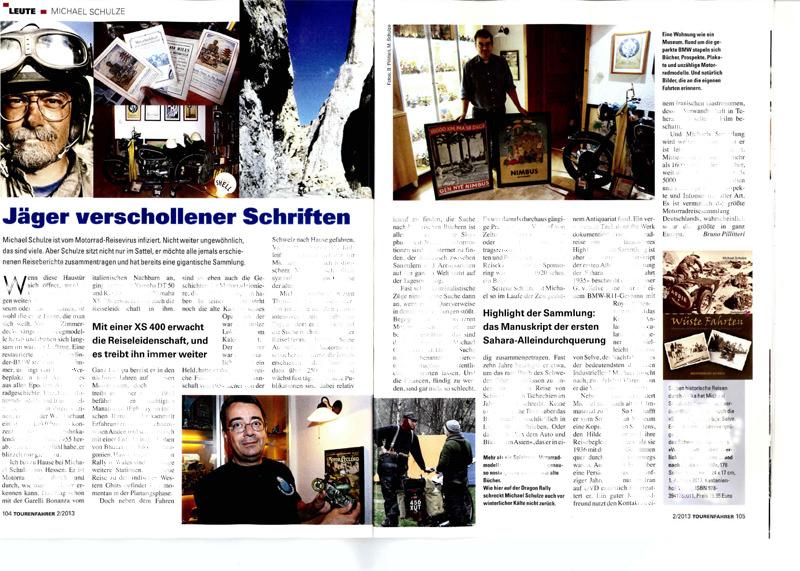 2013 Feb Tourenfahrer JaegerDerVerlorenenSchriften