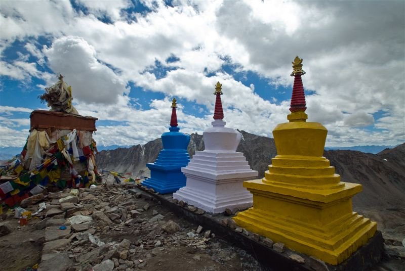up to Ladakh