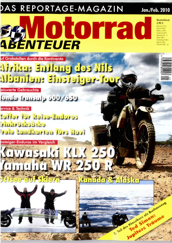 2010 Jan Motorradabenteuer Ostseeeis