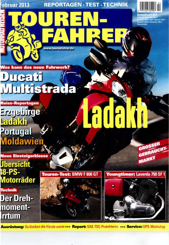 "Feb 2013 Tourenfahrer Ladakh<a href=""http://www.tourenfahrer.de/archiv/archiv/ausgabe/2013/2/http://"" title=""Tourenfahrer - Ausgabe 2013/02"" target=""_blank""></a>"