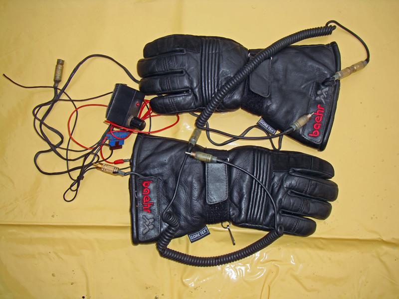 heizbare Handschuhe Baehr